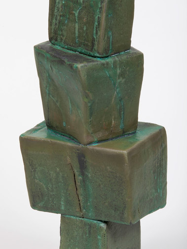 Judy Engel Ceramic Sculpture, image 2
