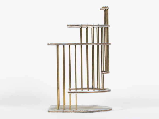 "Ian Stell ""Cricket Cage"" Model , image 1"