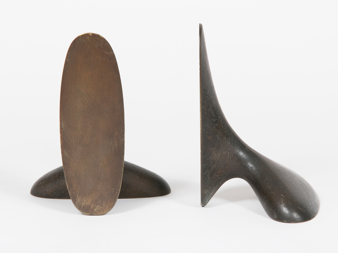 Carl Auböck Praying Bookends, image 2