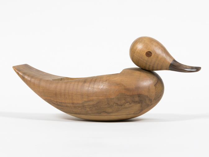 Carl Auböck Duck Bowl, image 1