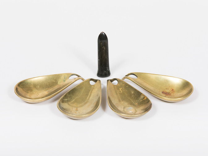 Carl Auböck Ashtray Set, image 4
