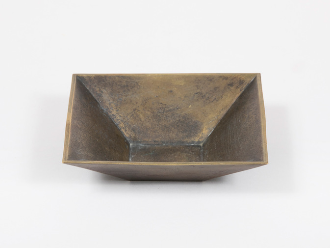 Carl Auböck Square Bowl , image 2