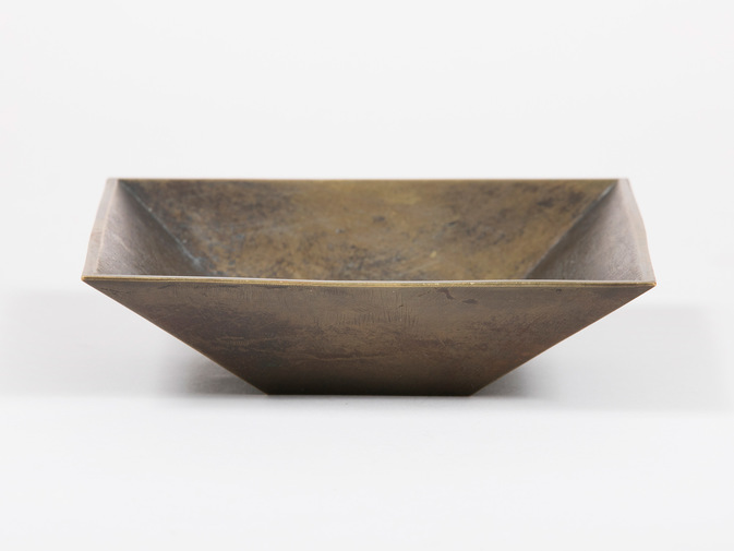 Carl Auböck Square Bowl , image 3