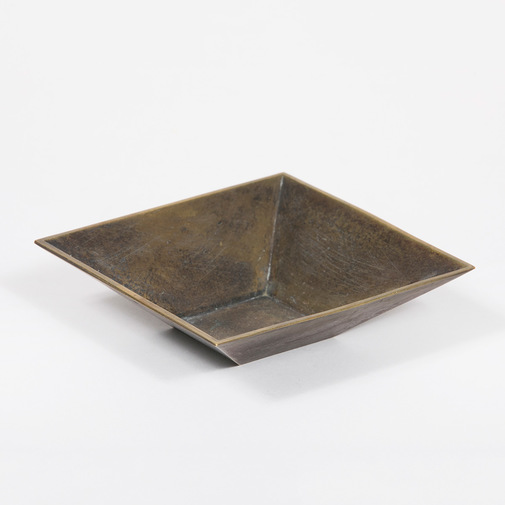 Carl Auböck Square Bowl , image 4