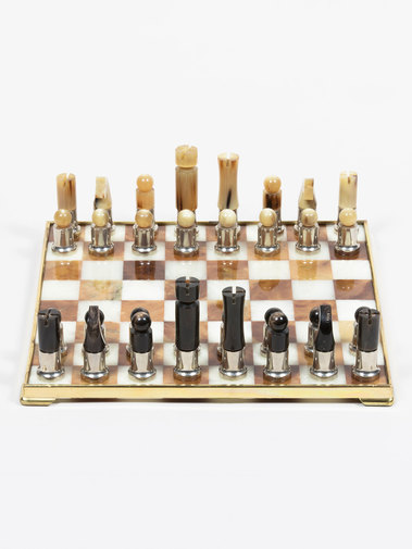 Carl Auböck Horn Chess Set, image 1