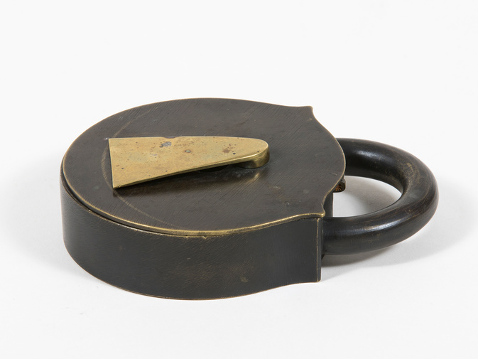 Carl Auböck Lock Ashtray, image 4