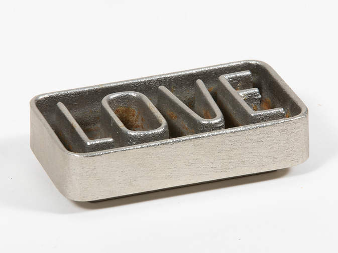 Carl Auböck LOVE Ashtray, image 1