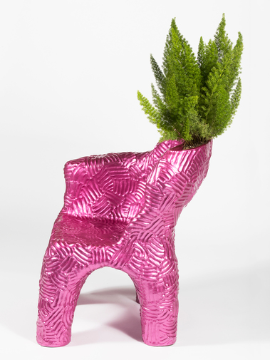 "Chris Wolston ""Condesa Plant Chair"", image 3"