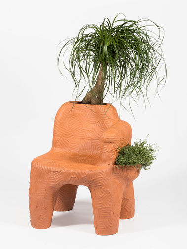 "Chris Wolston ""Topanga Plant Chair"", image 1"