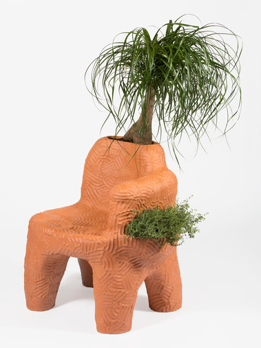 "Chris Wolston ""Topanga Plant Chair"", image 3"