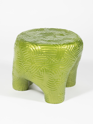 "Chris Wolston ""Condesa Ottoman or Side Table"", image 3"
