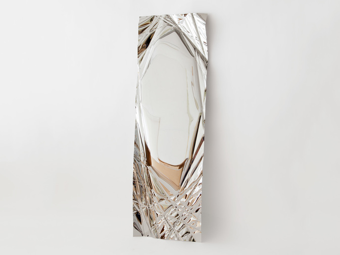 Christopher Prinz Wrinkled Mirror, image 1