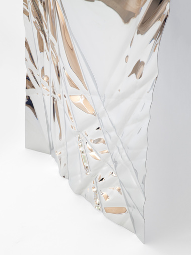 Christopher Prinz Wrinkled Mirror, image 2