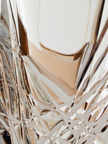 Christopher Prinz Wrinkled Mirror, image 4