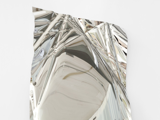 Christopher Prinz Wrinkled Mirror, image 5
