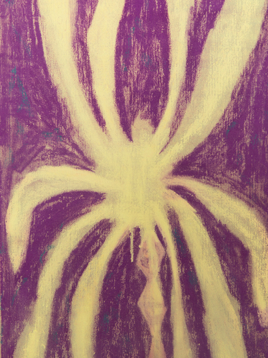 "Tron Meyer ""Yellow Flower Spider"", image 2"