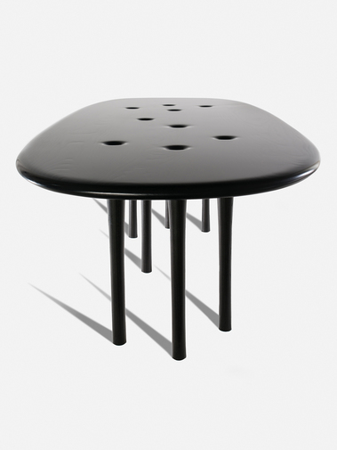 "Christopher Kurtz ""Inverness"" Dining Table, image 3"