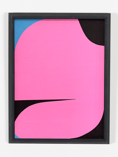 Kenneth Licht Geometric Paintings, image 14