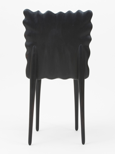 "Christopher Kurtz ""Saddle Chair"", image 3"