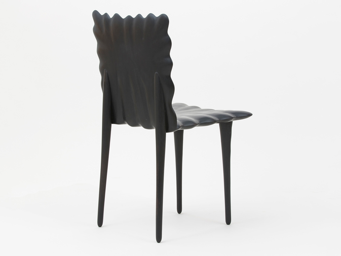 "Christopher Kurtz ""Saddle Chair"", image 5"