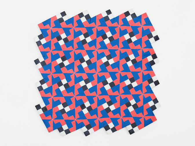 "Cody Hoyt ""Infinite Tile I"", image 1"