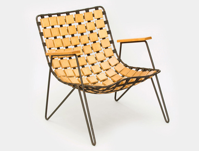Maxwell Yellen Lounge Chair, Image 1