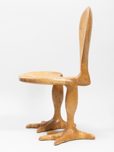 "Tim Mackaness ""Dining Chicken Chair"", image 4"