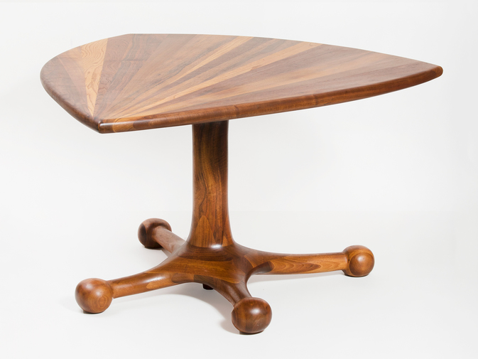 "Tim Mackaness ""Frog Dining Table"", image 1"
