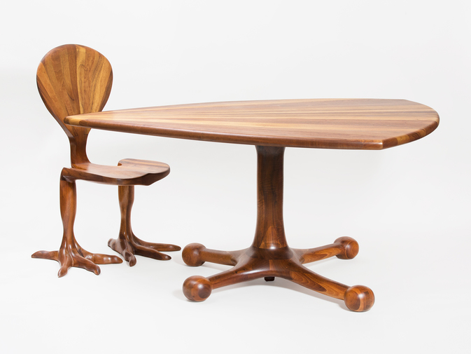 "Tim Mackaness ""Frog Dining Table"", image 2"