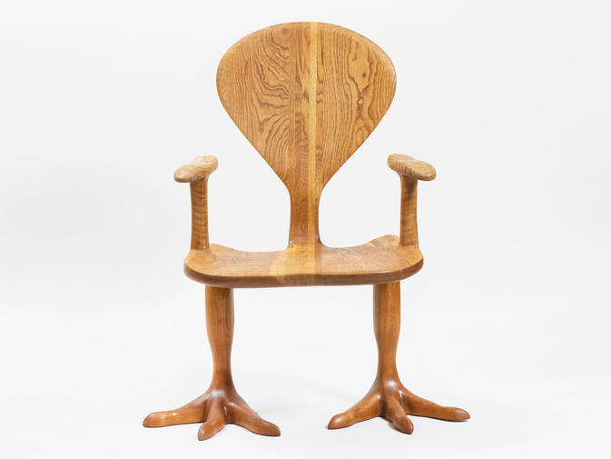 "Tim Mackaness ""Dining Chicken Chair"", image 1"