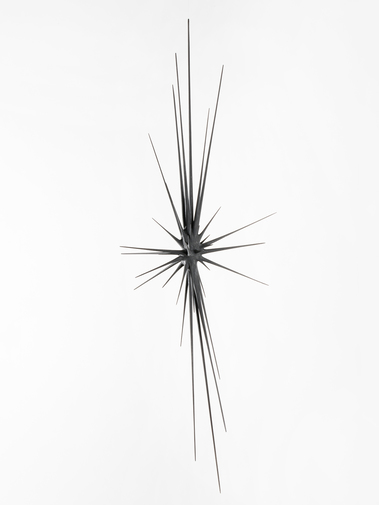 "Cristopher Kurtz ""Untitled #13 (Black Suspended Sculpture)"", image 1"