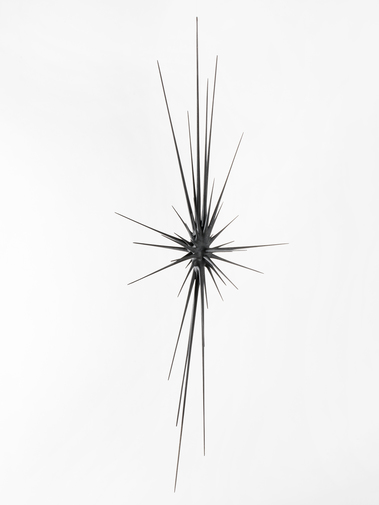 "Cristopher Kurtz ""Untitled #13 (Black Suspended Sculpture)"", image 4"