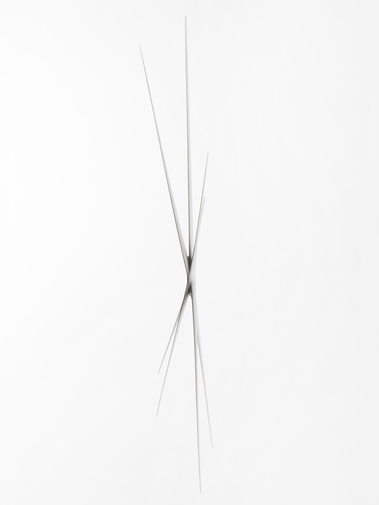 "Christopher Kurtz ""Untitled #3 (White Suspended Sculpture)"", image 2"