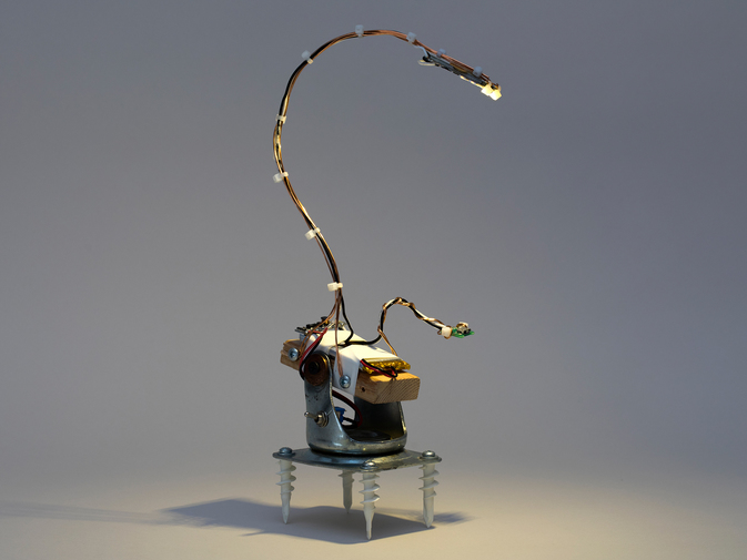 "Chris Beeston ""Lamp 155 (Desk Lamp)"" , image 2"