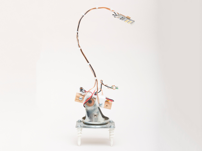"Chris Beeston ""Lamp 155 (Desk Lamp)"" , image 6"