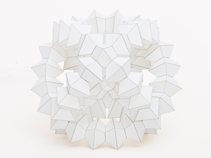"Chris Beeston ""54 Octahedra"", image 2"