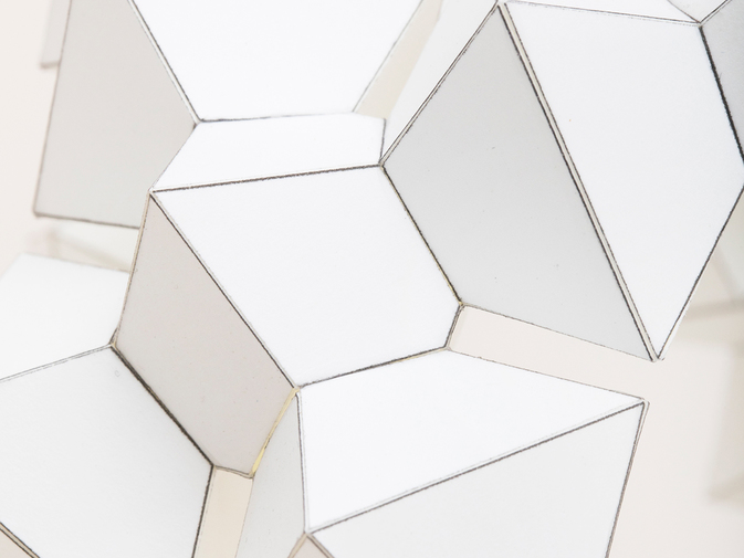 "Chris Beeston ""54 Octahedra"", image 3"
