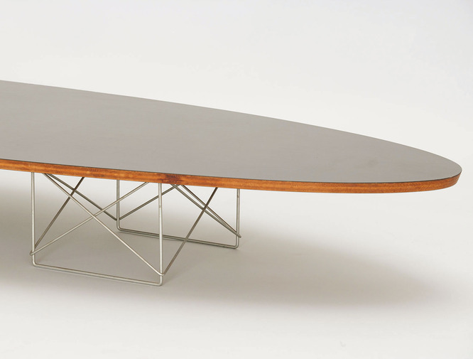 Eames Surfboard Table, image 2