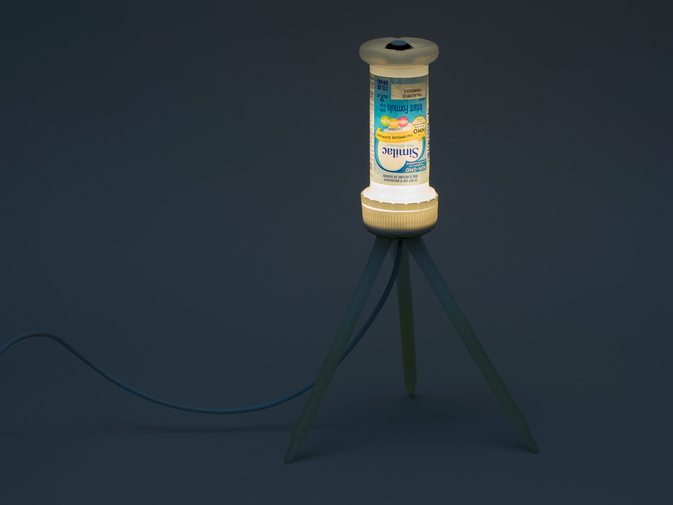 "Tom Sachs & Chris Beeston ""Lamp 10317 (GLS)"", image 2"