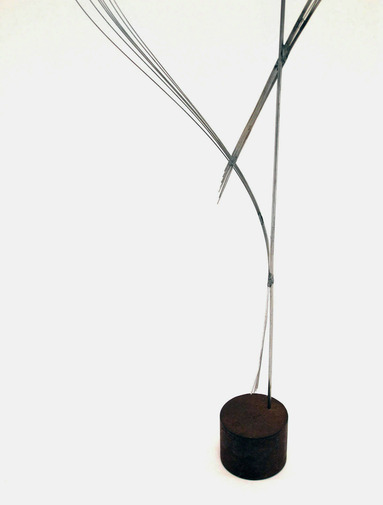 Modernist Wire Sculpture, image 2