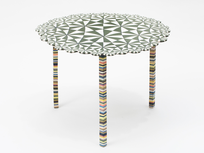 "Cody Hoyt ""Poincaré"" Table, image 1"