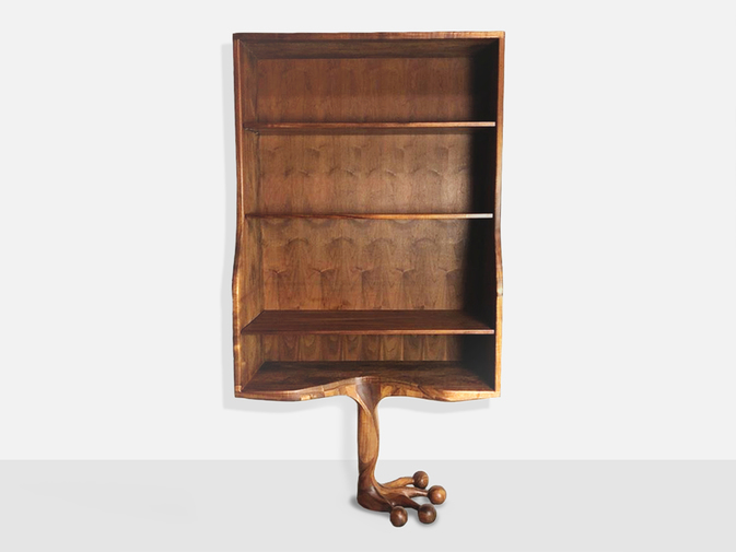 Tim Mackaness Frog Foot Cabinet, image 1