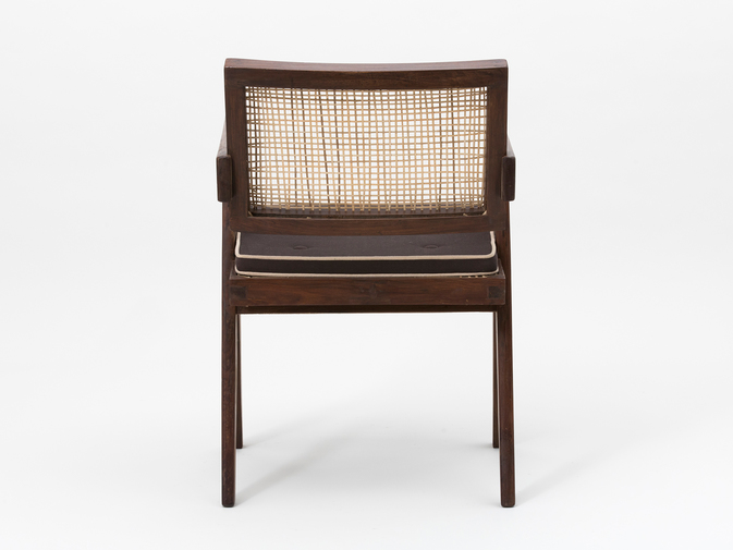 Pierre Jeanneret Floating Back Armchair, image 4