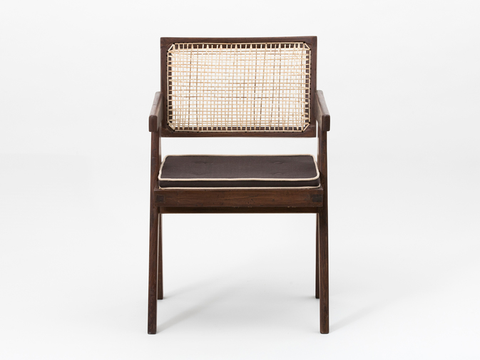 Pierre Jeanneret Floating Back Armchair, image 6