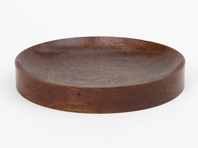 Walnut Catchall by Nanny Still, image 2