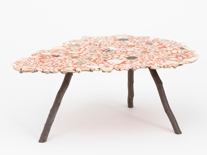 "Felix Muhrhofer ""Wild Lola"" Table, image 1"
