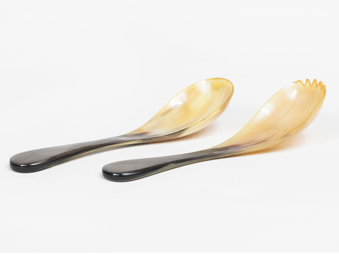 Carl Auböck Salad Servers, image 1