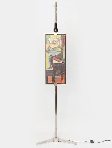 Easel Lamp, image 1