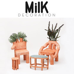 Tile milkdecoration nydw