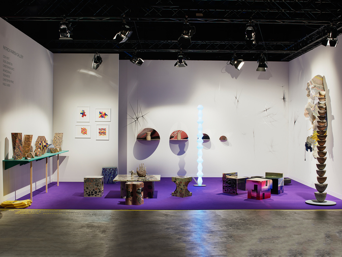 Patrick Parrish Gallery at, Design Miami/ BASEL, image 1